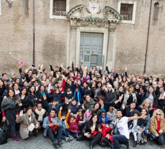 chiesa evangelica battista Roma trastevere